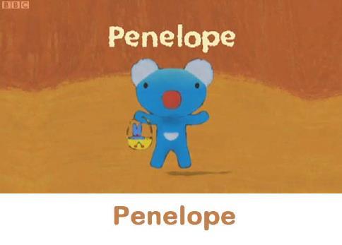 Penelope蓝色小考拉绘本(42本)Pdf