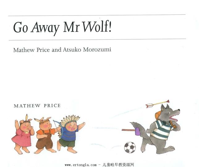 go away mr wolf 歌词