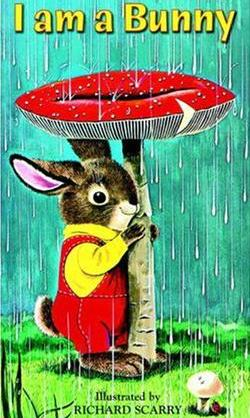 I am a bunny 我是一只兔子pdf