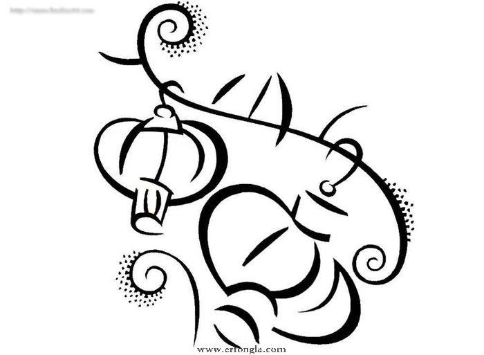 """之""""简笔画元宵灯笼图片"""",元宵灯笼简笔画怎么画?学习简笔画怎么画元宵灯笼步骤分解,由简单到复杂,怎么画卡通元宵灯笼?下面我们就一起来学习画一画元宵灯笼简笔画吧! 幼儿简笔画,是通过生活中常见的人物、动物、植物等常见实物入手,目识、心记、手写等活动,提取客观形象最典型、最突出的主要特点,以平面化、程式化的形式和简洁大方的笔法,表现出既有概括性又有可识性和示意性的绘画。"""
