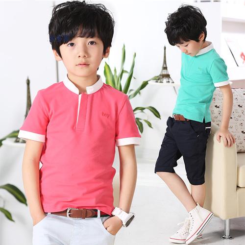 男童装夏装这样搭配 酷酷滴