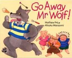 go away mr wolf 歌词,野狼先生
