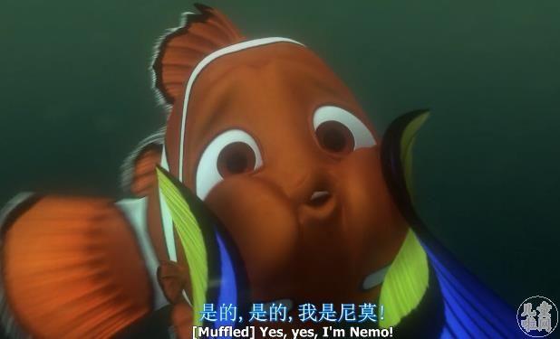 海底总动员中英文高清百度网盘高清无水印下载