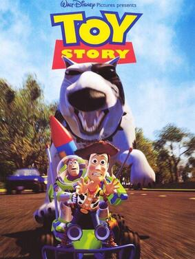 玩具总动员Toy Story 全集(1-3部+4部短片)