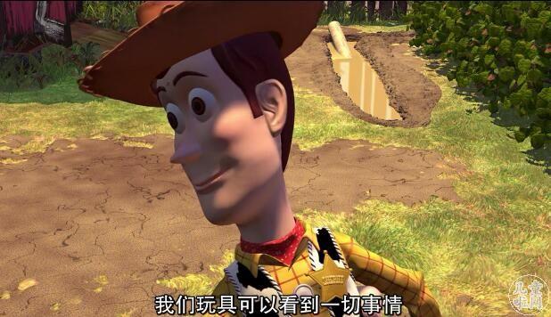 玩具总动员Toy Story 全集(1-3部+4部番外)画质截图