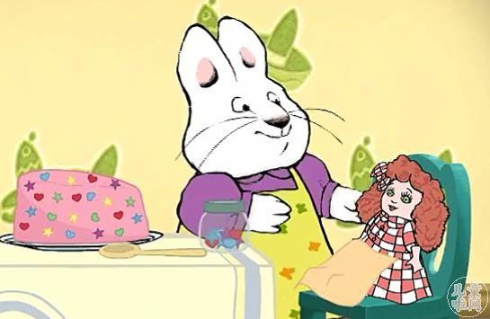 小兔麦斯和露比40集(英语无字幕)Mp4格式