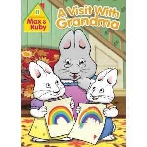 小兔麦斯和露比 Max and Ruby 1-4季打包Mp4