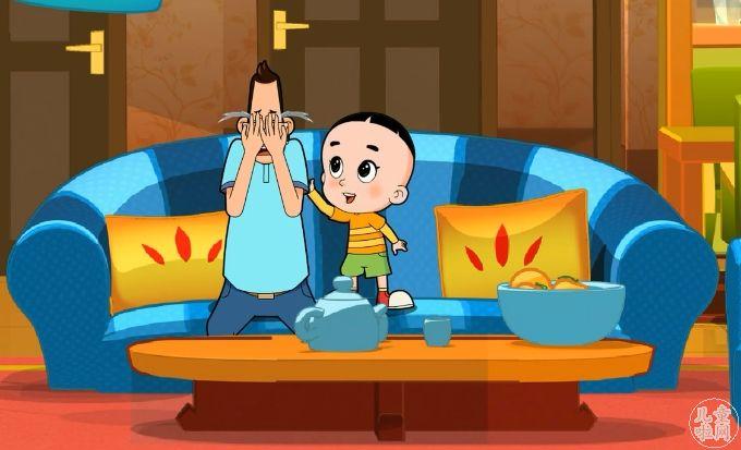 新大头儿子和小头爸爸第二季MP4