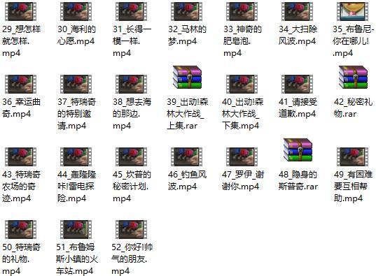 变形警车珀利第2季52集MP4(国语无字幕资源包截图