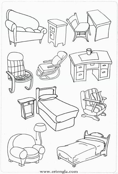 昆虫 鸟类小孩画画书儿童涂色书 立即购买 相关简笔画 这里是画椅子的