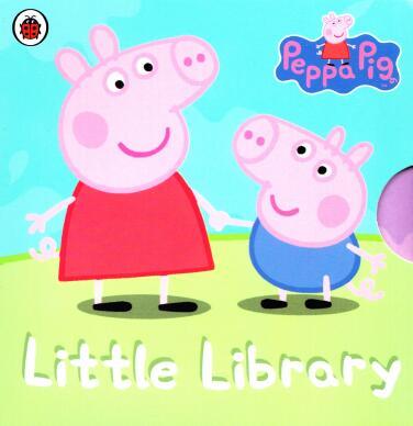 粉红猪小妹peppapig绘本打包下载
