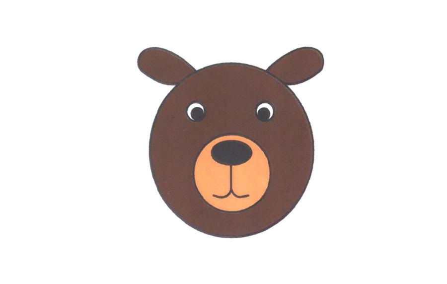 狗熊,狗熊简笔画怎么画