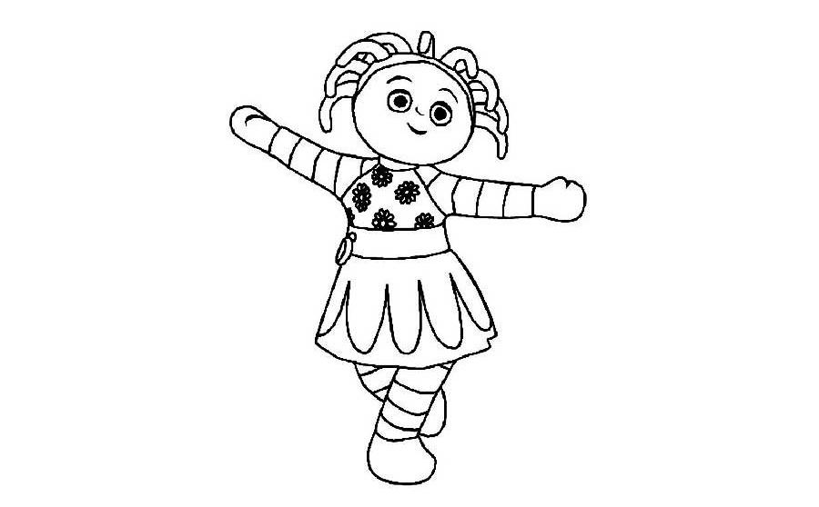 花园宝宝跳舞